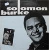 Cover: Solomon Burke - Solomon Burke / The Bishop Rides South