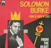 Cover: Solomon Burke - Solomon Burke / From The Heart
