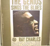 Cover: Ray Charles - The Genius Sings The Blues