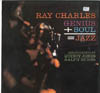 Cover: Ray Charles - Genius + Soul = Jazz
