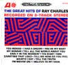 Cover: Ray Charles - The Great Hits Of Ray Charles Recordrd on 8-Track Stereo