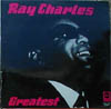 Cover: Ray Charles - Greatest