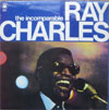 Cover: Ray Charles - The Incomparable Ray Charles