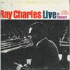 Cover: Ray Charles - Live in Concert