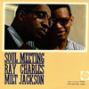 Cover: Ray Charles - Ray Charles / Soul Meeting: Ray Charles and Milt Jackson