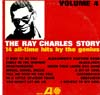 Cover: Ray Charles - The Ray Charles Story Vol. 4