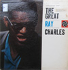 Cover: Ray Charles - The Great Ray Charles (piano only)