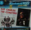 Cover: Ray Charles - Ray Charles / The Coasters <br> La grande storia del Rock 5