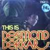 Cover: Desmond Dekker - Desmond Dekker / This Is Desmond Dekkar