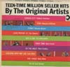 Cover: Various R&B-Artists - Teen-Time Million Seller Hits By The Original Artists