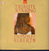 Cover: Elbert, Donnie - Tribute To a King