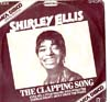 "Cover: Ellis, Shirley - The Clapping Song 12"" EP"