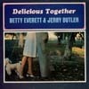Cover: Everett & Jerry Butler, Betty - Still Delicious Together