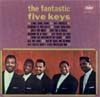 Cover: Five Keys - The Fantatstic Five Keys