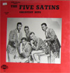 Cover: Five Satins, The - Greatest Hits Vol. 1