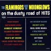 Cover: The Flamingos - The Flamingos Meet The Moonglows on the Dusty Road of Hits