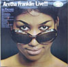 Cover: Aretha Franklin - Live - In Person with her Quartett