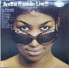 Cover: Aretha Franklin - Aretha Franklin / Live - In Person with her Quartett