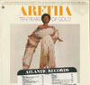 Cover: Aretha Franklin - Aretha Franklin / Ten Years Of Gold