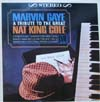 Cover: Marvin Gaye - Marvin Gaye / A Tribute To The Great Nat King Cole