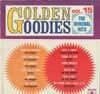 Cover: Golden Goodies (Roulette Sampler) - Golden Goodies (Roulette Sampler) / Golden Goodies Vol. 15