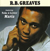 Cover: R. B. Greaves - R.B. Greaves