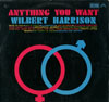 Cover: Harrison, Wilbert - Anything You Want