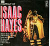 Cover: Hayes, Isaac - Portrait of Isaac Hayes