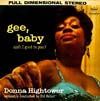 Cover: Donna Hightower - Gee Baby