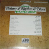 Cover: History of Rhythm & Blues - History of Rhythm & Blues / History of Rhythm & Blues, Vol. 3 - Rock & Roll 1956-57