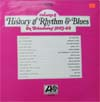 Cover: History of Rhythm & Blues - History of Rhythm & Blues, Vol. 6 - On Broadway 1963-64
