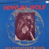 Cover: Howlin Wolf - His Greatest Sides Volume One