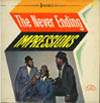 Cover: The Impressions - The Impressions / The Never Ending Impressions