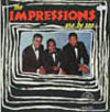 Cover: The Impressions - The Impressions / One By One