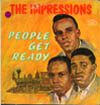 Cover: The Impressions - The Impressions / People Get Ready