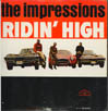 Cover: The Impressions - The Impressions / Ridin´ High