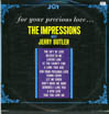 Cover: The Impressions - The Impressions / For Your Precious Love