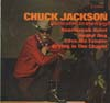 Cover: Jackson, Chuck - Dedicated to the King