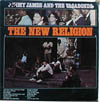 Cover: James & The Vagabonds, Jimmy - The New Religion