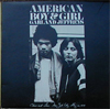 Cover: Garland Jeffreys - Garland Jeffreys / American Boy & Girl