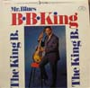 Cover: B. B. king - B. B. king / Mr. Blues