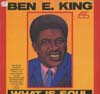 Cover: Ben E. King - Ben E. King / What Is Soul (Diff. Tracks)