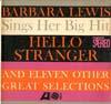 Cover: Barbara Lewis - Barbara Lewis / Sings Her Big Hits  (NUR COVER !!)