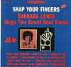 Cover: Barbara Lewis - Barbara Lewis / Snap Your Fingers