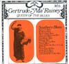 Cover: Rainy, Gertrude Ma - Queen of the Blues (1923 - 1924)