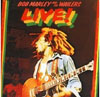 Cover: Marley, Bob - Live