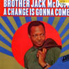 Cover: Brother Jack McDuff - Brother Jack McDuff / A Change Is Gonna Come