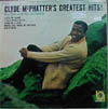 Cover: Clyde McPhatter - Clyde McPhatter / Clyde McPhatters Greatest Hits (MGM)