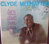 Cover: Clyde McPhatter - Clyde McPhatter / Let´s Start Over Again