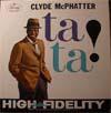 Cover: Clyde McPhatter - Clyde McPhatter / Ta Ta